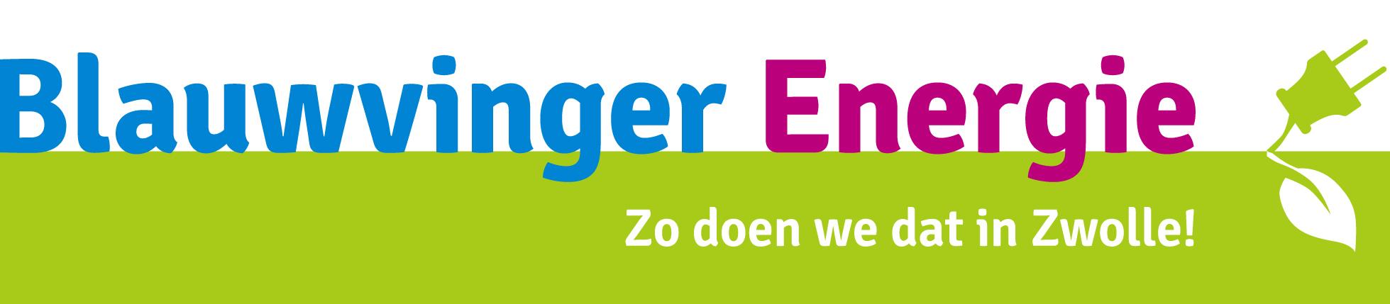 Logo Blauwvinger Energie